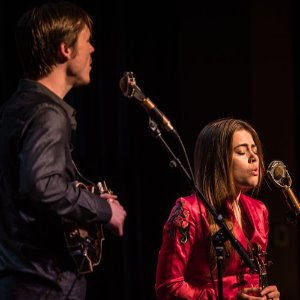 Kate Lee and Forrest O'Connor at Private Mansion Concert and Music